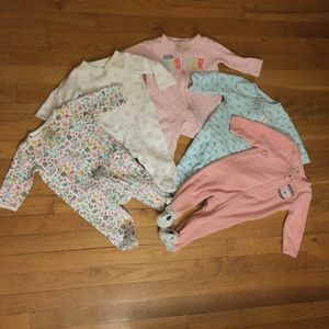 Baby girl 5 piece bundle